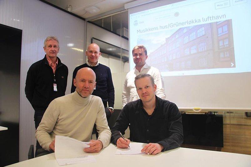 Thorendahl rehabiliterer Toftes gate 69 for Oslo kommune
